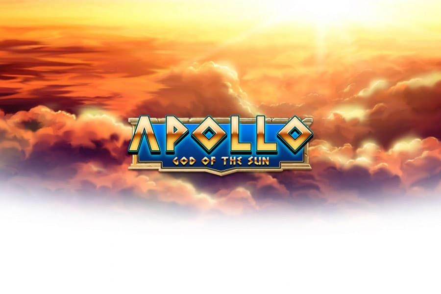 Apollo: God of the Sun Slot Banner