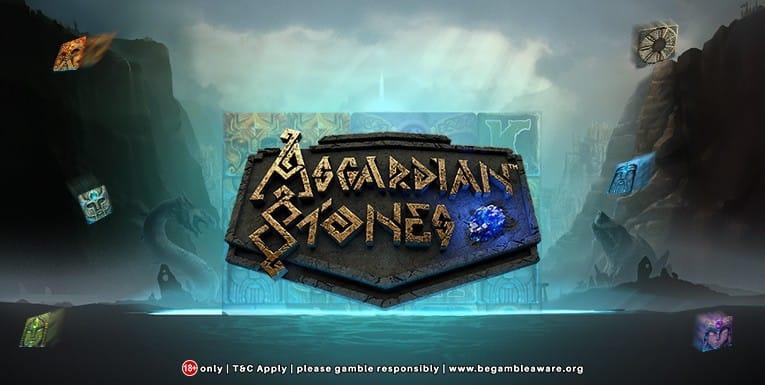 Asgardian Stones slot uk logo