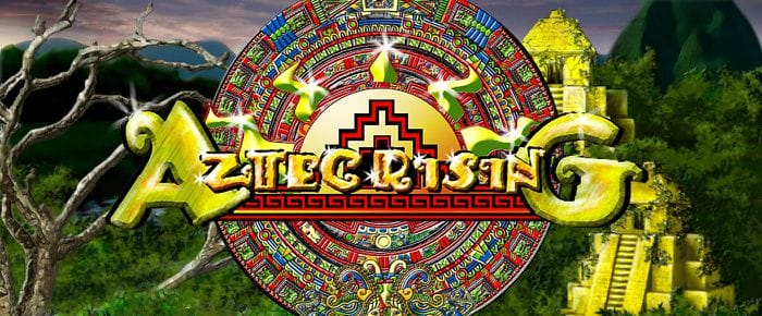 Aztec Rising Slot Logo