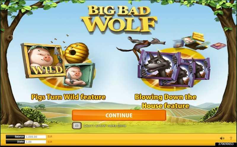 Big Bad Wolf Symbols