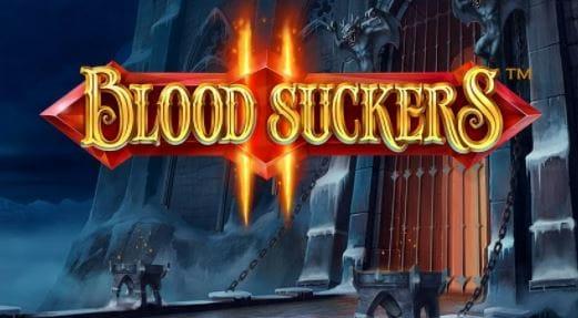 Blood Suckers II Slot Banner