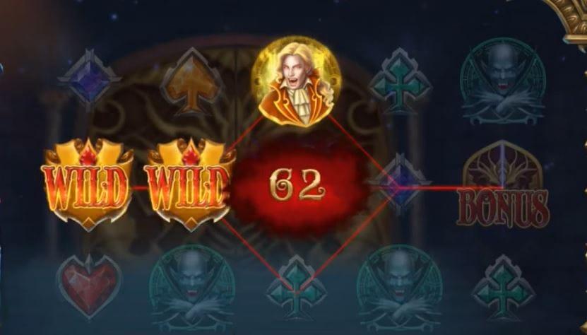 Blood Suckers II Slot Gameplay