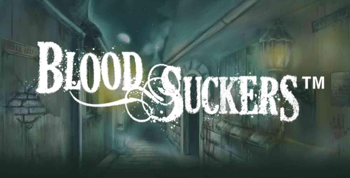 Blood Suckers Slot Banner