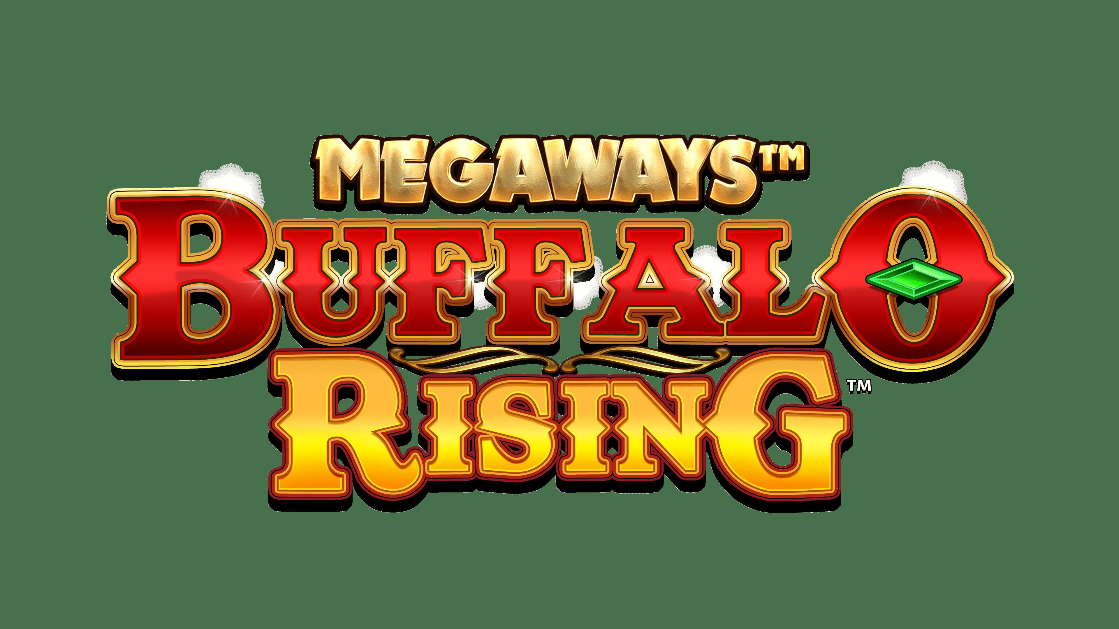 Buffalo Rising Megaways Slot Logo Daisy Slots
