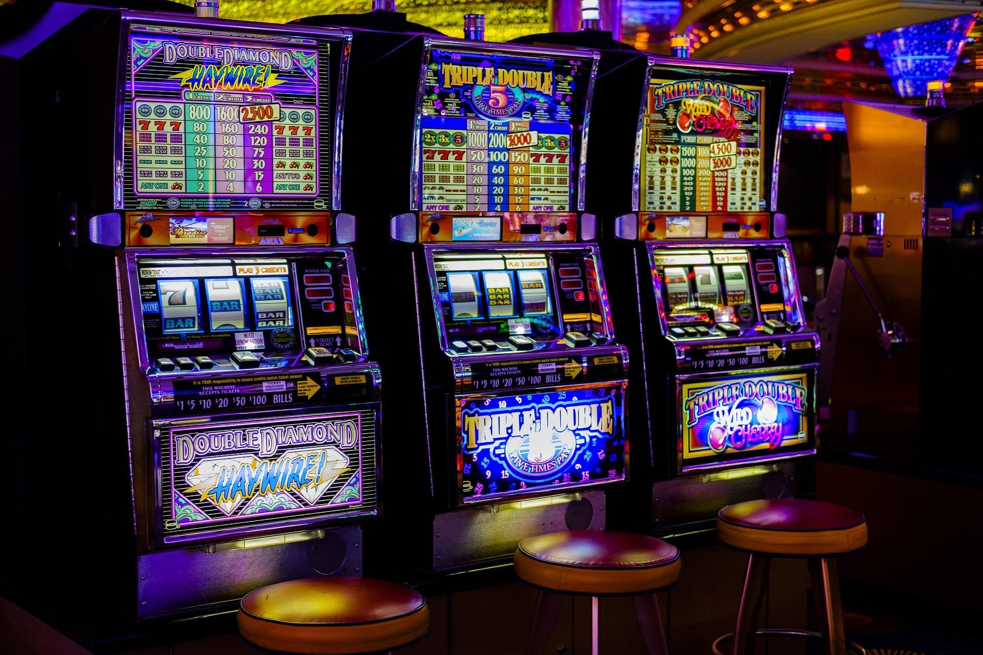slot machines 2019