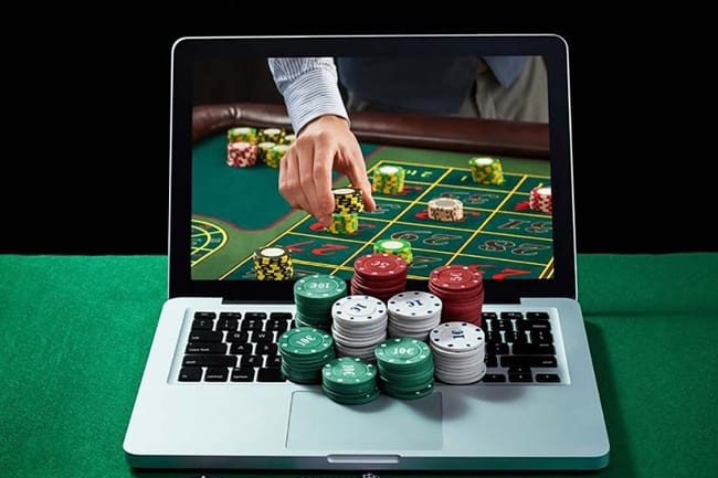 Playing Slots online
