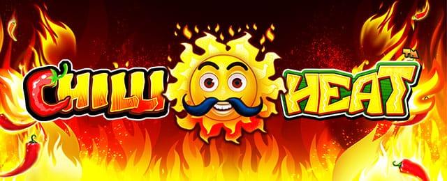 Chilli Heat Online Slot Logo