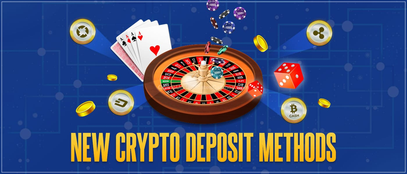 Crypto Casinos Deposit Methods
