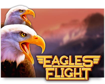 Eagles Flight UK Slot Game Logo