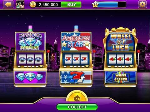 Slots United Kingdom