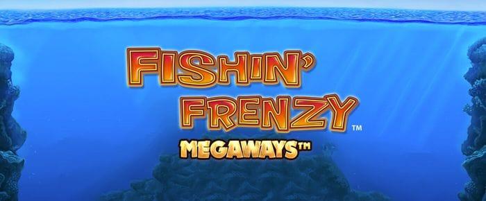 Fishin Frenzy Megaways Logo