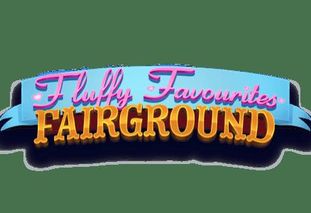 Fluffy Favourites Fairground Slot Logo Daisy Slots