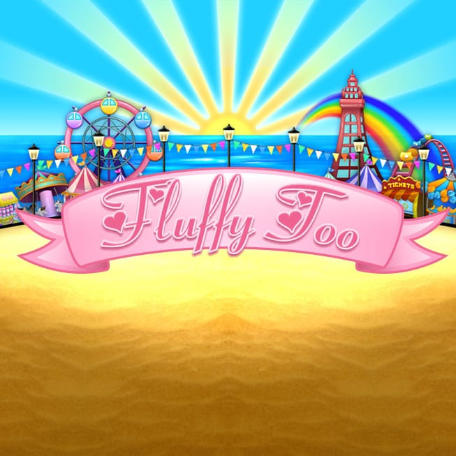 Fluffy Too Slots Logo