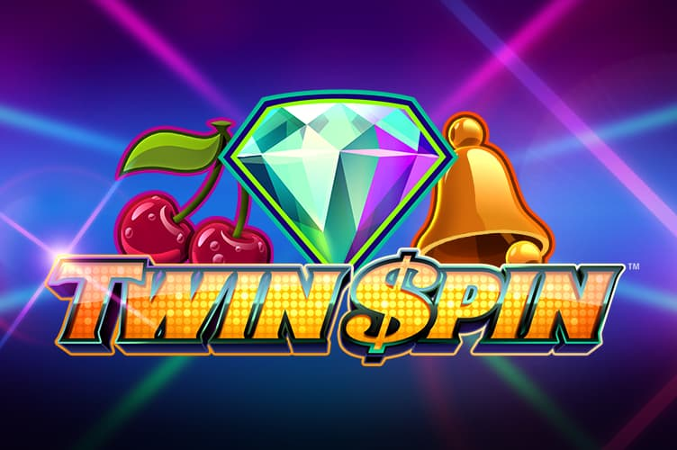 twin spin logo slot