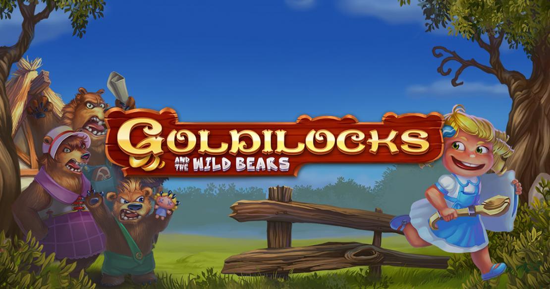 Goldilocks Slot Logo