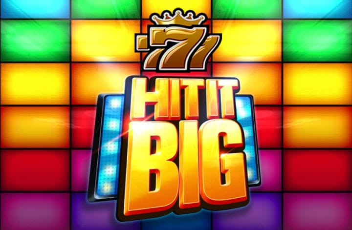 Hit it Big online slot game