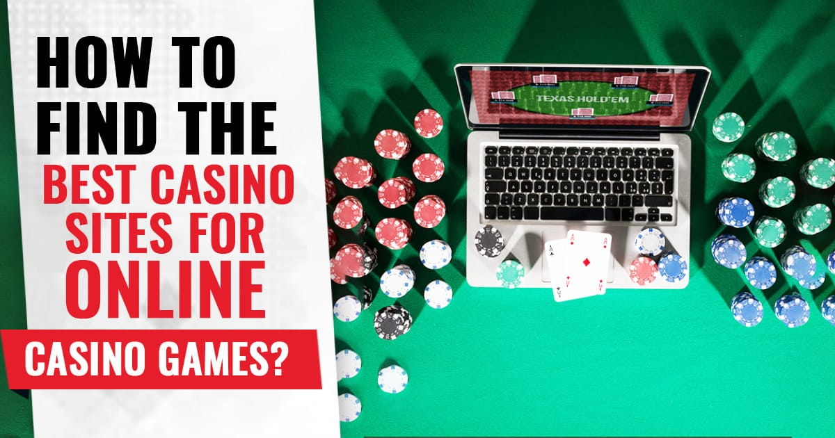 How to Find the Best New Online Casino to Play