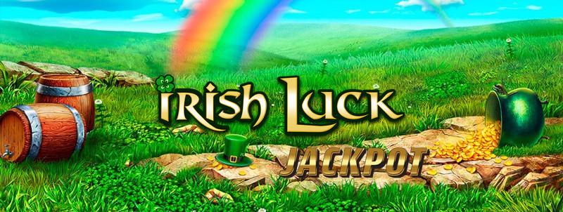 Irish Luck Jackpot Thor Slots