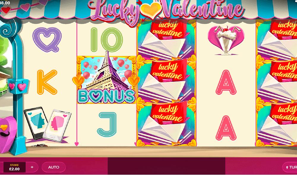 lucky valentine gameplay