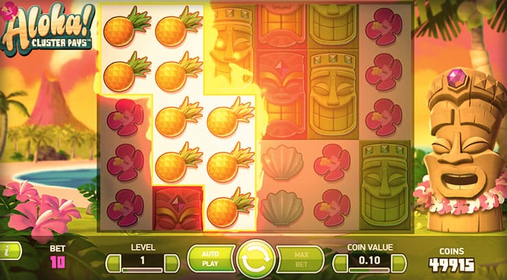 aloha gameplay