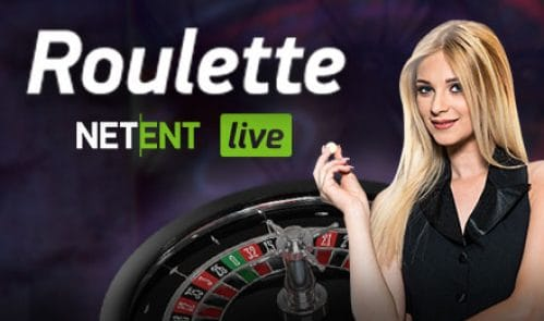 Live ROulette NetEnt Gameplay