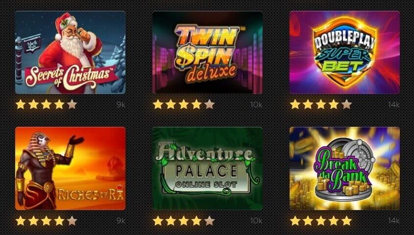 Online Slot Images