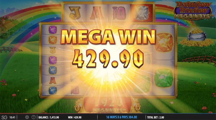 rainbow-riches-megaways-gameplay