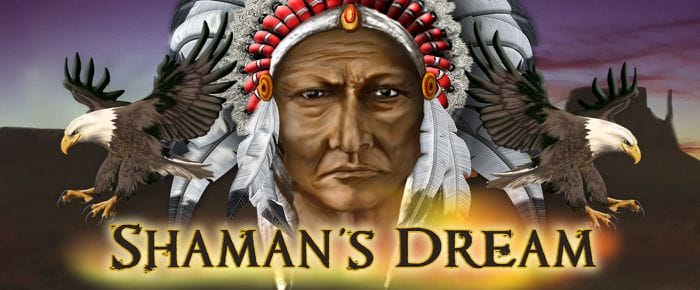 Shamans Dream casino logo