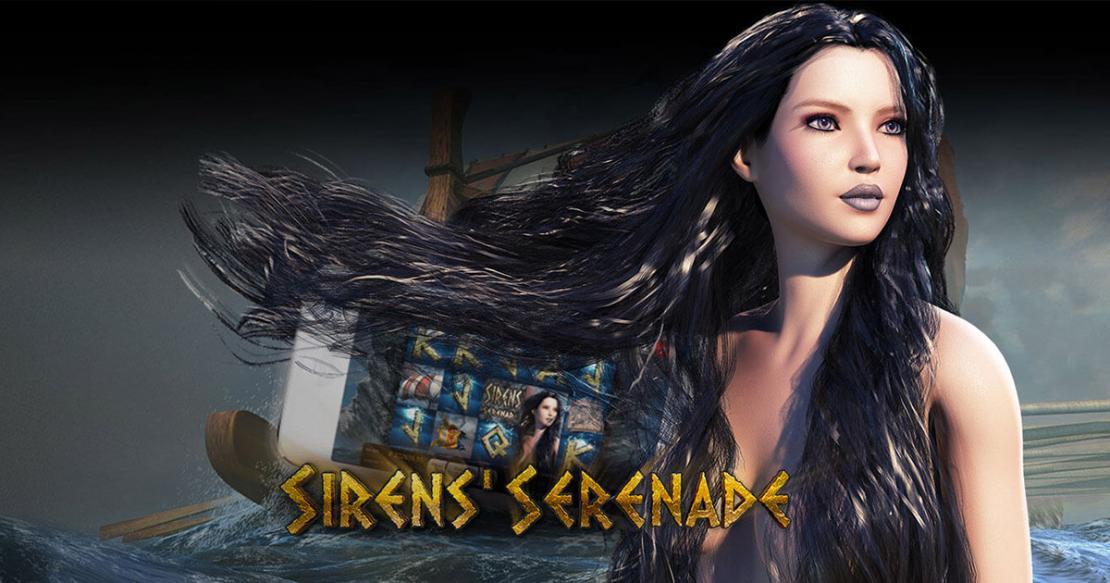 Sirens Serenade Myth Slots Logo