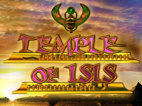 Temple of Isis Logo