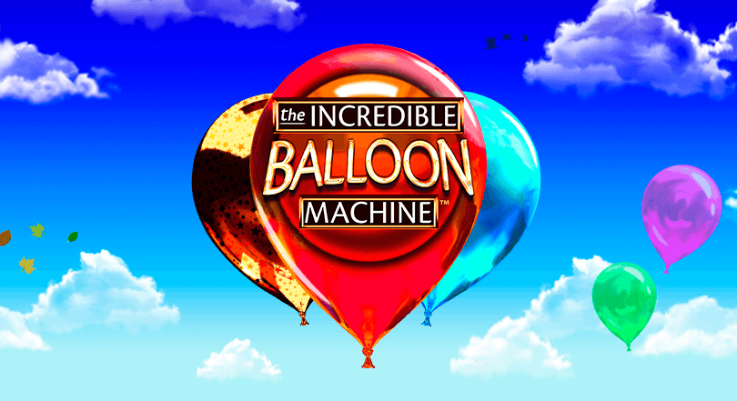 The Incredible Balloon Machine Slot Daisy Slots