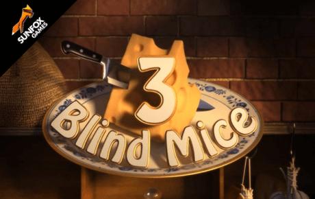 3 Blind Mice Slot Logo