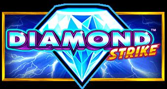 Diamond Strike logo slot