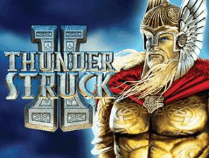 thunderstruck II logo casino