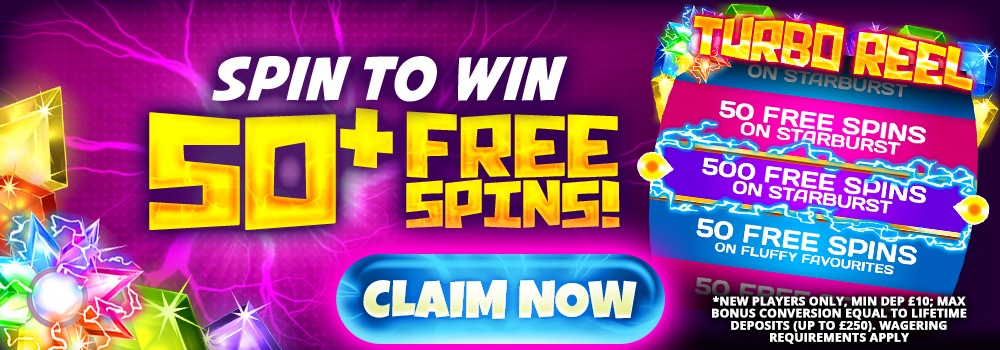 50-free-spins-turbo offer