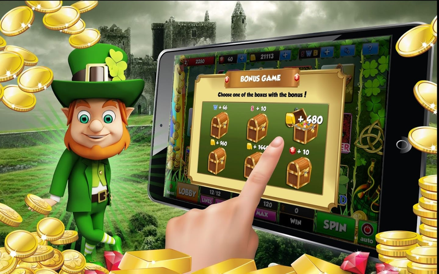 Slot Games with Online Bonuses