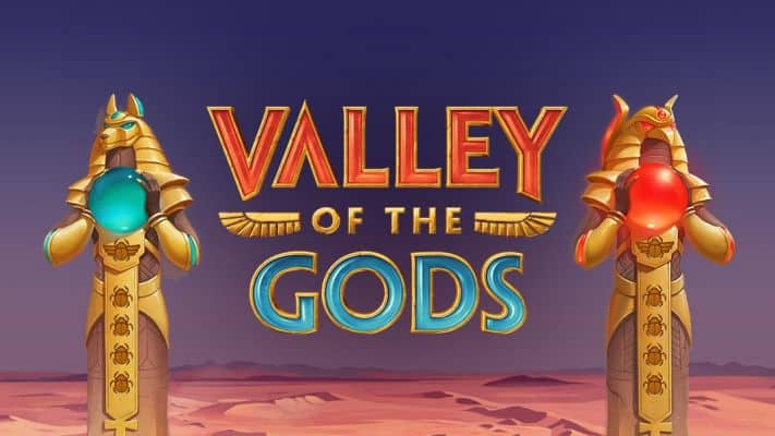 Valley of the Gods online slot game